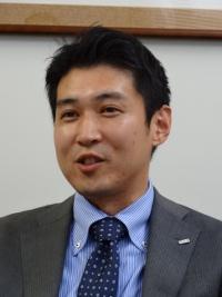 大野 進司 代表取締役社長