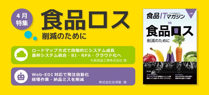 Vol.3 食品ロス削減