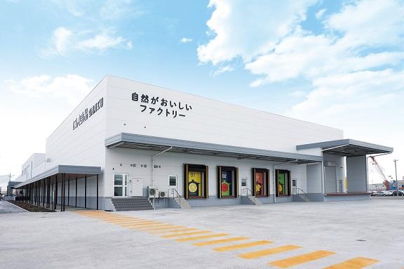生産能力増強のために新設された「空港南工場」が2020年1月より稼働