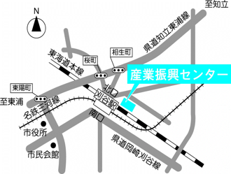 kariya_map